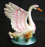 Feng Shui Bejeweled Cloisonne Goose