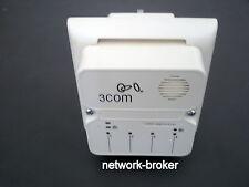 3com 3cnj225fx-sc intellijack nj225fx-sc 4 port switch dei canali con SC-uplink