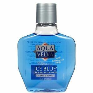 Aqua Velva Classic Ice Blue After Shave Cologne