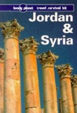 Lonely Planet Jordan and Syria (3rd ed) Simonis, Damien, Finlay, Hugh Paperback