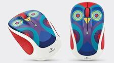 NEW Logitech m325c Wireless OPHELIA OWL Mouse 910-004440