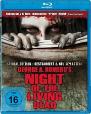 Night of the living dead: Special edition Bluray (NEW) German English