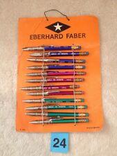 Vintage Eberhard-Faber Pencils 1514 on original retail card.Film prop. B24