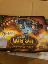 WOW Heroes of Azeroth Booster Pack NEW World of Warcraft Trading Card Game