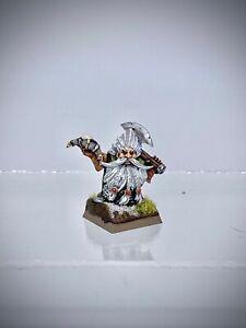 Warhammer Fantasy - White Dwarf 2003, painted to good standard