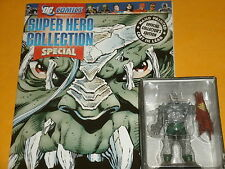 Doomsday SPECIALE DC COMICS EAGLEMOSS COLLEZIONE ALBA di giustizia Superman Batman