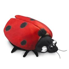Ladybug Life Cycle Puppet by Folkmanis MPN 3148, Boys & Girls, 5 and Up