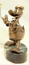 Donald Duck Bronze Disney Limited Edition  of 50 by Chilmark USA Made #2 of 50