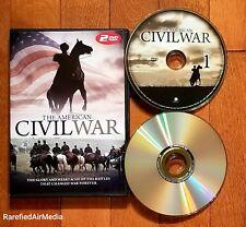 The American Civil War (DVD, 2011, 2-Disc Set) *Historical* FREE SHIPPING