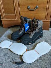 Korkers Buckskin Wading Boot Size 7
