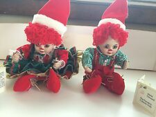 Tiny Tots Jingles And Belle Marie Osmond Porcelain Doll