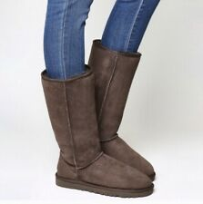 UGG Classic Tall Boots Chocolate Size 6