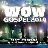 Various Artists - Wow Gospel 2010 / Various [New CD] Brilliant Box