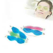 Gel Eye Mask Cold Pack Ice Cool Soothing Tired Eyes Headache Pads