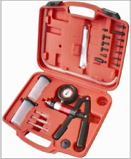 Brake Line Bleeder Bleeding Pressure Vacuum Car Repair Hand Pump Kit P373100