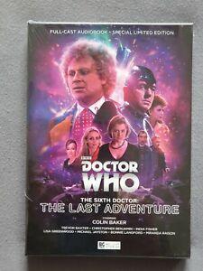 DOCTOR WHO - The last Adventure - Hörspiel - Big Finish - Box - OVP