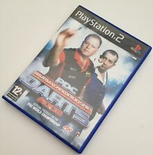 ps2 PDC WORLD CHAMPIONSHIP DARTS 2008 pal fr complet sony playstation 2