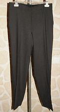 pantalon gris taille 42 cm neuf marque Cavaliere avec laine (b)