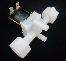 "1/4"" DC 12V Electric Solenoid Valve Normally Close N/C Water Inlet Flow Switch"