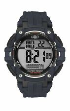 Limit Gents Navy Blue & Black Digital Sports Watch with Silver Detail 5705