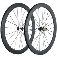 U Shape Carbon Wheelset 50mm Tubeless Carbon Wheels Road Bike/Bicycle Wheels