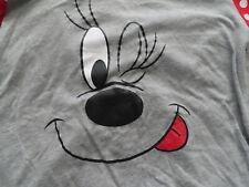 youth  XL 15/17 Minnie Mouse T- Shirt Polka-Dot  Disney Hoodie
