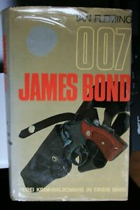 2.2 Ian Fleming – 007 James Bond – Drei Kriminalromane in einem Band
