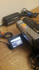 SONY Handycam Vision CCD-TRV37 8mm Hi-8 Video Camcorder * Works Great * 2 Batts