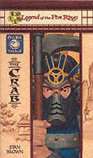 Crab (Clan War...Fifth Scroll), Good Condition Book, Brown, Stan, ISBN 978078692