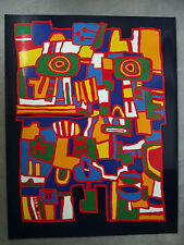 Jaques Soisson-farbserigraphie-autografiado, autografiada, numerados-VK: 480 euros