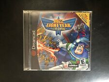 Sega Dreamcast Buzz Lightyear of Star Command BRAND NEW Toy Story VERY RARE VGC