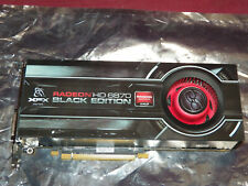 XFX AMD Radeon HD 6870 Black Edition 1GB GDDR5 PCIe x16 Video Card  HD-687A-ZDBC