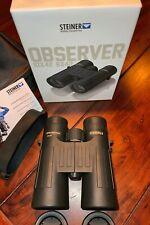 Steiner Observer 10x42mm Fernglas - Schwarzgrün