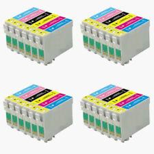 24 Tintas Para Epson R200 R220 R300 R340 Rx500 Rx600 Rx620