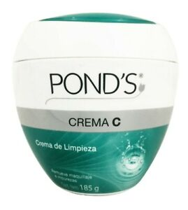 POND'S C Makeup Remover,  Cleanser, Face Cream, from Mexico, 185g