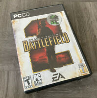 Battlefield 2: Deluxe Edition (PC, 2006) CD-ROM Video Game. Mint Condition