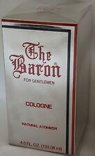 THE BARON 4.5oz  COLOGNE (NEW)