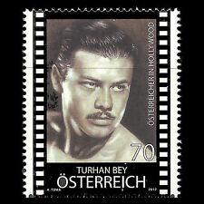 "Austria 2012 - Austrians in Hollywood ""Turhan Bey"" Actors Cinema - Sc 2370 MNH"