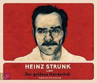 HEINZ STRUNK - DER GOLDENE HANDSCHUH (HÖRBESTSELLER)  5 CD NEU