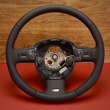 1050-11  Neu Beziehen Ihres Lenkrades Audi A4 B7/B8 + A6 C6 Q5 + Q7 4L + A53