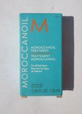 Moroccanoil Treatment 0.85 Fl. Oz. 25 ml hair oil treatment all hair types