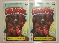 DEADPOOL (2018) #5 NM+ 1st print GARBAGE PAIL KIDS HOMAGE Marvel Comics Lot 2
