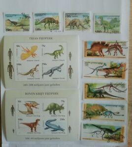 1474 Block Tiere Urzeittiere Dinosaurier Dinos T-Rex Flugsaurier