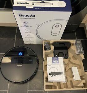 Bagotte BG600 Robotic Vacuum, Boxed With Accessories, Great Condition