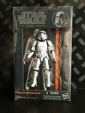 """primo ordine Action Figure Nuovo STAR Wars Stormtrooper boia nero Series 6/"""""""
