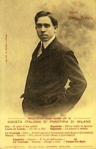 ITALIAN TENOR ELVINO VENTURA (1873-1931) VOL. 3 CD