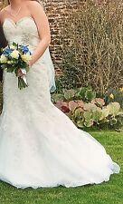 Mori Lee 1903 wedding dress fits uk size 12