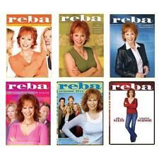 Reba The Complete Series Seasons 1-6(DVD,15 Discs,6 Sets)NEW Season 1 2 3 4 5 6
