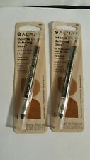 2 Almay Intense I-Color Defining Liner for Brown Eyes #031 Onyx