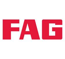 FAG (2) Front Inner Outer Rear Right Wheel Bearings 113501283 6206